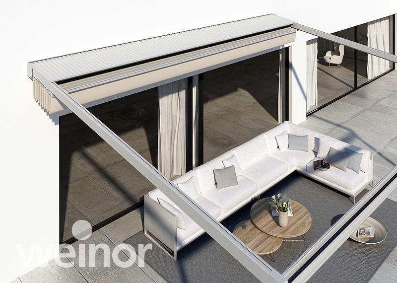 Mehr Wohnkomfort mit einem Terrassendach von GÜTLER.
