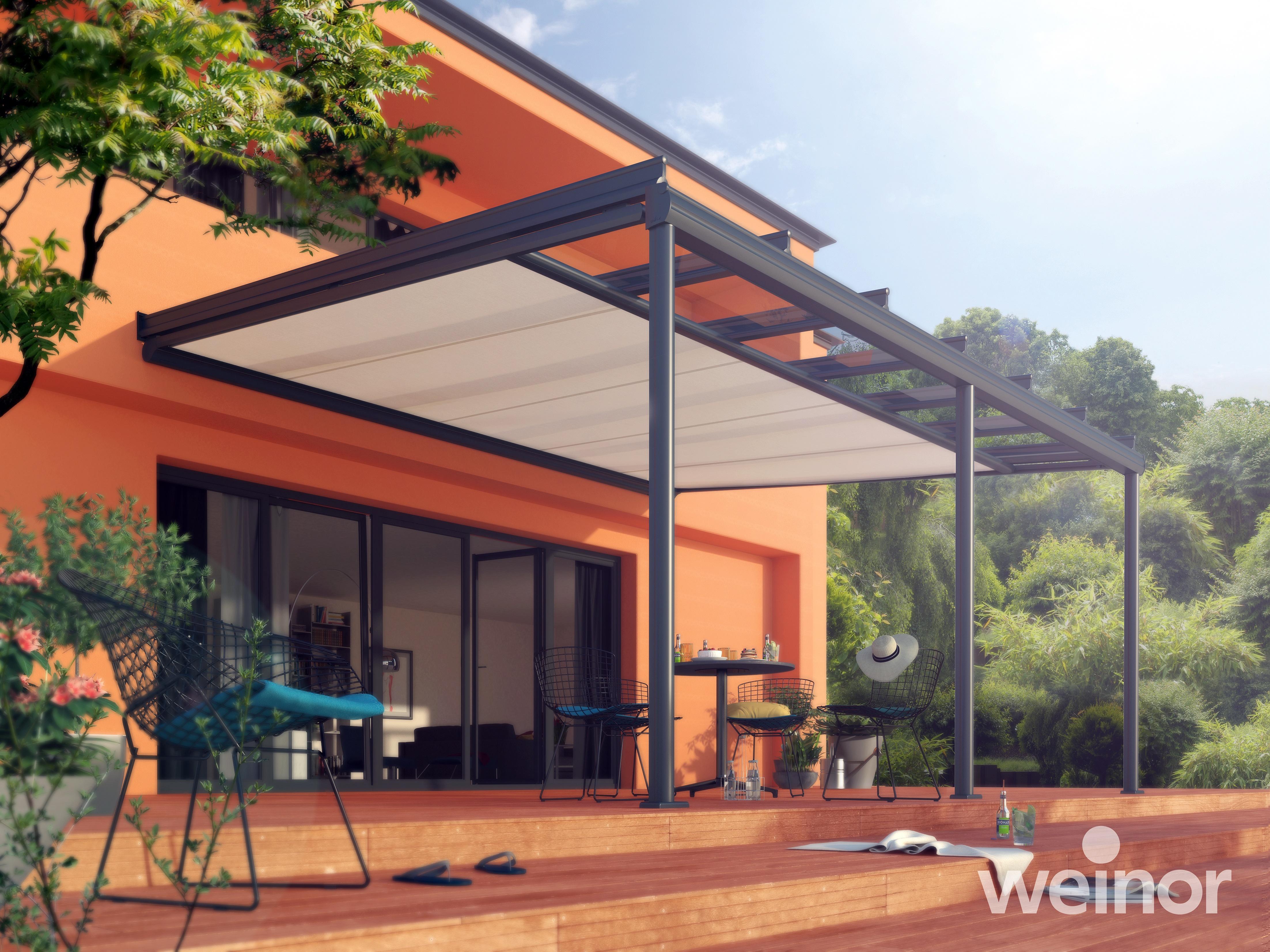 mehr wohnkomfort mit einem terrassendach von g tler. Black Bedroom Furniture Sets. Home Design Ideas
