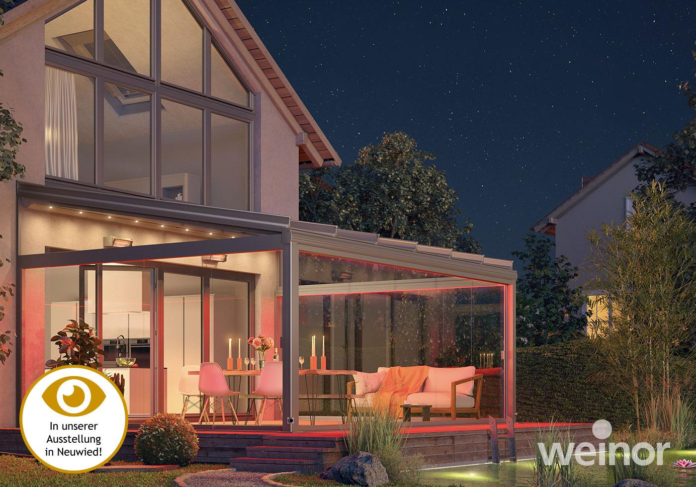 Mehr Wohnkomfort Mit Einem Terrassendach Von Gutler